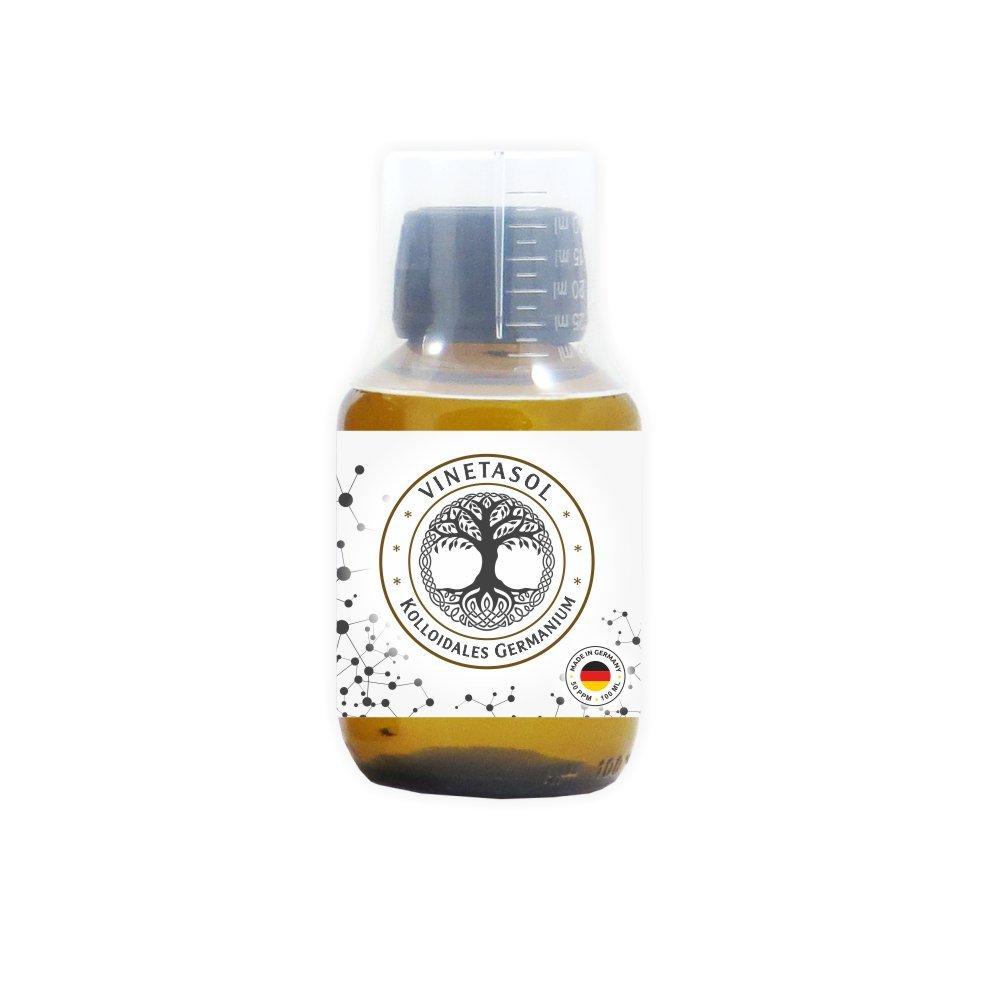 VINETASOL - Kolloidales Germanium 50 ppm / 100 ml
