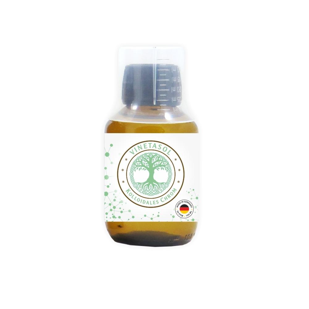 VINETASOL - Kolloidales Chrom 50 ppm / 100 ml