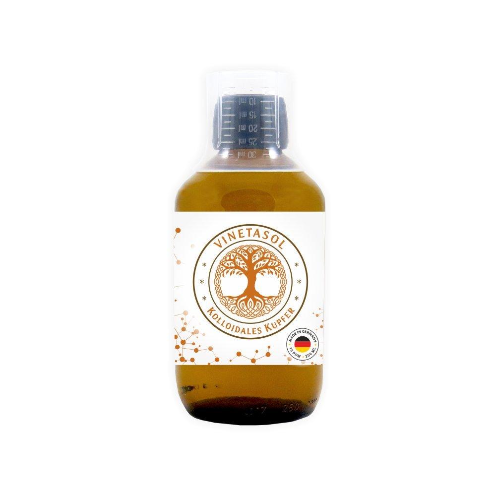 VINETASOL - Kolloidales Kupfer 10 ppm/ 250 ml