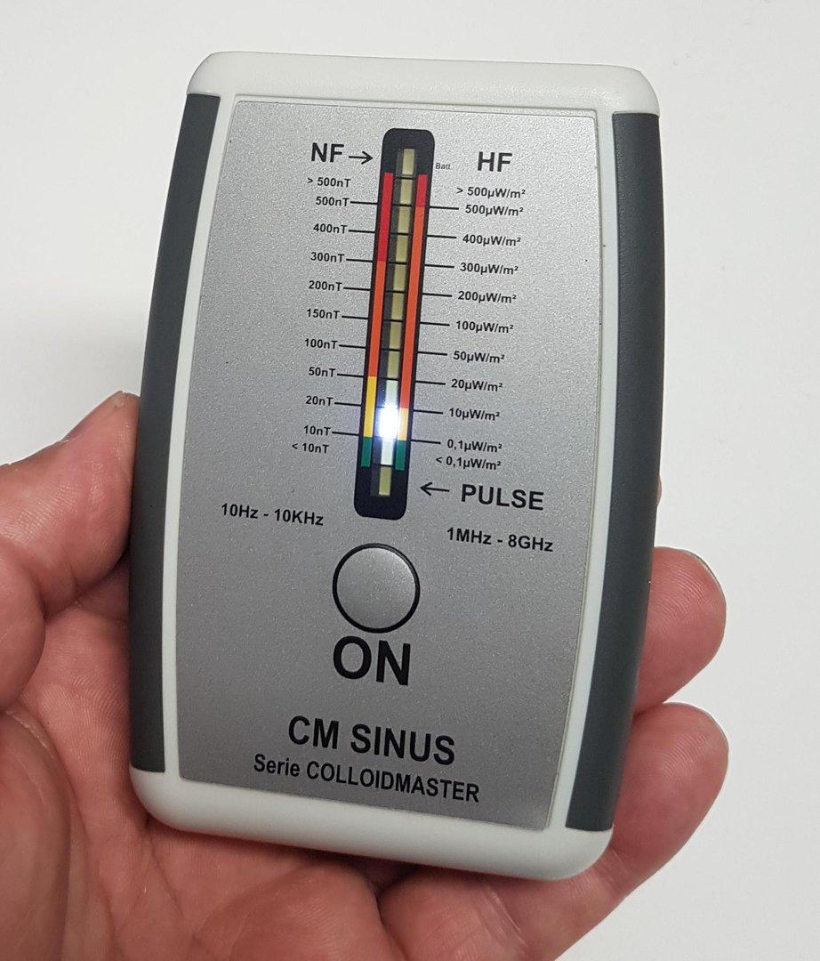 Elektrosmog Tester CM SINUS