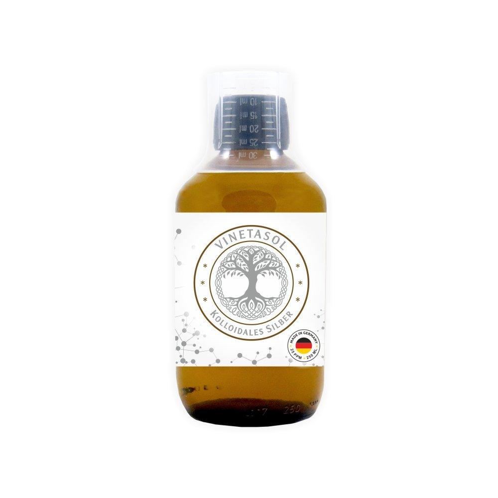 VINETASOL - Kolloidales Silber  25ppm / 250 ml
